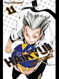 Haikyu!!, Vol. 11, Volume 11: Above