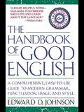 The Handbook of Good English