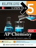 5 Steps to a 5: AP Chemistry 2020 Elite Student Edition