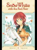 Snow White with the Red Hair, Vol. 1, 1