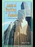 Laws of Banking and Finance in the Hong Kong Sar