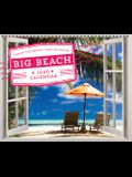 The 2020 Big Beach Wall Poster Calendar: Create the Perfect View Anywhere