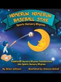 Homerun, Homerun, Baseball Star: Sports Nursery Rhymes