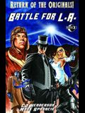 Return of the Originals: Battle for L.A. Softcover