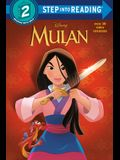 Mulan Deluxe Step Into Reading (Disney Princess)