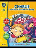 Charlie and the Chocolate Factory, Grades 3-4 [With 3 Overhead Transparencies]