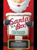 Santa Claus In-A-Box Kit: Everything You Need to Dress Like Santa &make Your Holidays Complete
