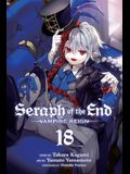 Seraph of the End, Vol. 18, 18: Vampire Reign