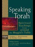 Speaking Torah Vol 2: Spiritual Teachings from Around the Maggid's Table