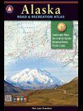 Alaska Road & Recreation Atlas