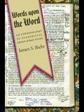 Words Upon the Word: An Ethnography of Evangelical Group Bible Study