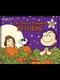 The Great Pumpkin Returns