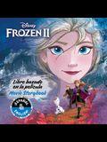 Disney Frozen 2: Movie Storybook / Libro Basado En La Película (English-Spanish)