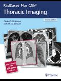 Radcases Plus Q&A Thoracic Imaging