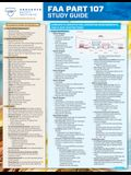 FAA Part 107 Drone Study Guide: A Quickstudy Laminated Reference Guide
