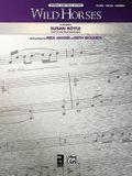 Wild Horses: Piano/Vocal/Chords