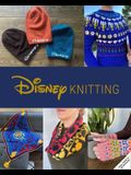 Disney Knitting (Disney Craft Books, Knitting Books, Books for Disney Fans)