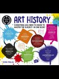A Degree in a Book: Art History: Everything You Need to Know to Master the Subject - In One Book!