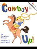 Cowboy Up! (Rookie Reader)