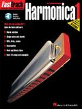 Fasttrack Harmonica Method - Book 1: For Diatonic Harmonica [With CD]
