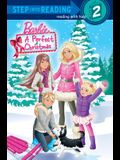 A Perfect Christmas (Barbie) (Step into Reading)