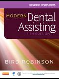 Modern Dental Assisting, Student Workbook [With DVD ROM]