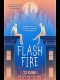 Flash Fire: The Extraordinaries, Book Two