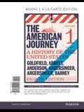 American Journey, The, Volume 1, Books a la Carte Edition