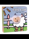 Little Lamb: Finger Puppet Book [With Finger Puppet]