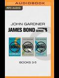 John Gardner - James Bond Series: Books 3-5: Icebreaker, Role of Honour, Nobody Lives Forever