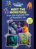 Meet the Monsters! (Disney Monsters at Work)