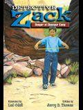 Detective Zack Danger at Dinosaur Camp