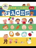 Draw + Learn: Faces