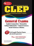 CLEP General Exam (Rea) - The Best Test Prep for the CLEP General Exam