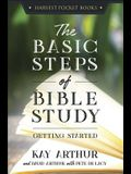 The Basic Steps of Bible Study: Getting Started