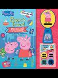 Peppa Pig: Peppa's Travel Adventures Storybook & Movie Projector