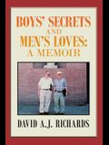 Boys' Secrets and Men's Loves: A Memoir