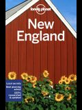 Lonely Planet New England 9