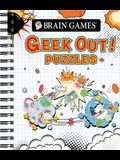 Brain Games - Geek Out! Puzzles