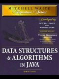 Data Structures & Algorithms in Java with CDROM (Mitchell Waite Signature)