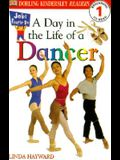 DK Readers: Jobs People Do -- A Day in a Life of a Dancer (Level 1: Beginning to Read)