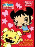 Kai-lan's Awesome Coloring Book
