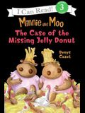 Minnie and Moo: The Case of the Missing Jelly Donut: I Can Read Level 3