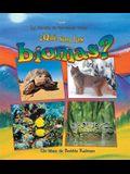 Que Son los Biomas? = What Is a Biome?