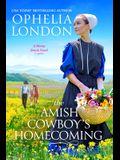 The Amish Cowboy's Homecoming