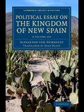 Political Essay on the Kingdom of New Spain 2 Volume Set