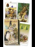 Fairy Tarot Deck [With 16 Page Fold-Out Instruction Sheet]