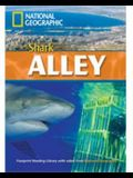 Shark Alley + Book with Multi-ROM: Footprint Reading Library 2200