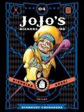 Jojo's Bizarre Adventure: Part 3--Stardust Crusaders, Vol. 4, 4
