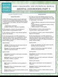 DSM-5 Diagnostic and Statistical Manual (Mental Disorders) Part 3 (Speedy Study Guides)